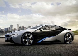 BMW i8 And i3 Concepts To Debut At LA Autoshow (Video)
