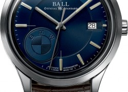 Ball and BMW Team Up For New Watch Collection