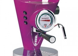 Bugatti retro-styled toaster and espresso coffee maker