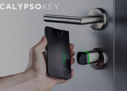 CalypsoKey iPhone Case Unlocks Your Door