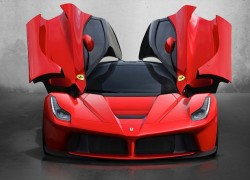 Carbon fiber-wrapped LaFerrari supercar billed as Ferrari's fastest