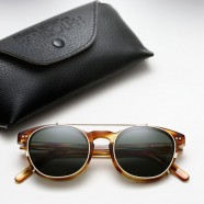 Channel Your Inner James Dean in Randolph Engineering Eyewear by Michael Bastian