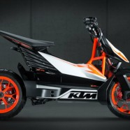 Electric dirt bike prototype has surprising amount of oomph