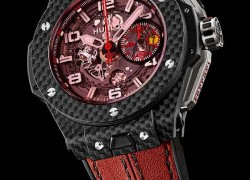 Hublot Adds Three More to its Ferrari Fleet