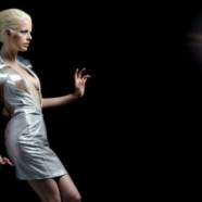 Redefining Sexy: Intimacy 2.0 Dress Turns Transparent When You're Turned On