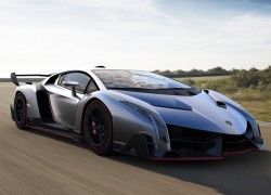 Lamborghini Reveals the Incredibly Limited Edition $4 Million Veneno Supercar