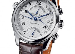 Grading the Retrograde: Longines Master Collection Retrograde