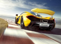 McLaren P1 hybrid supercar finalized for prospective millionaires