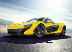 McLaren Takes the Fight to the Street with New P1