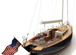 Morris Yachts Unveils Their New M46 Sailing Yacht