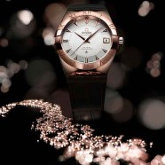 Baselworld Preview: New Omega Constellation for Him and New LadyMatic for Her