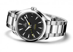 Omega Unveils Seamaster 15,000 Gauss, the World's Most Antimagnetic Watch