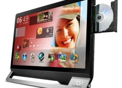 Packard Bell Unveils New Slimmer oneTwo AIO Desktop PC