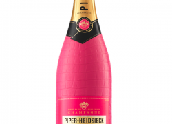 Piper-Heidsieck Limited Edition Rosé Sauvage Bodyguard Bottle for Valentine's Day