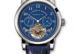 "Rare A. Lange & Söhne Tourbillon ""Pour le Mérite"" Sold At Antiquorum"