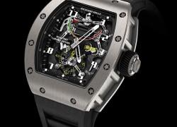 New for 2013: Richard Mille RM 036 Tourbillon G-Sensor Jean Todt