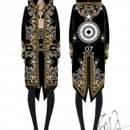 Rihanna Dons Custom Givenchy Designs on Diamonds Tour