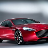 Speed Away in Sporty Luxury with Aston Martin's 2013 Rapide S