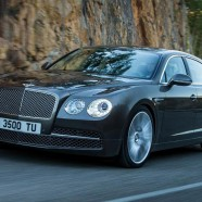 The Elegant Lines of Bentley's New Flying Spur