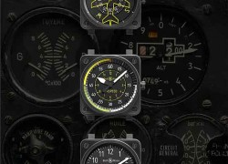 Baselworld Preview: Three Innovative New Bell & Ross Pilots' Watches