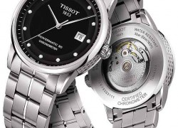 Tissot's Luxury Automatics Offer 80-Hour Power Reserve
