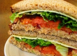Ridiculous Two Year Lasting Sandwich Feeds Soldiers