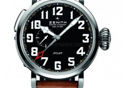 Exclusive watch-insider Baselworld 2013 preview: Zenith Montre d'Aeronef Type 20 GMT