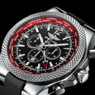 """Pre-Basel: Breitling for Bentley GMT """"V8″"""