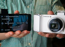 Samsung Galaxy Camera arrives in the UK on November 8th for £399