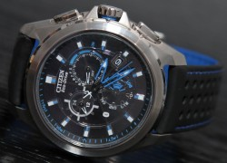 Citizen Eco-Drive Proximity watch notifies iPhone owners without betraying their nerd status
