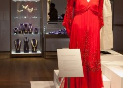 Christie's Displays Elizabeth Taylor's Jewels