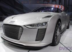 Audi makes its R8 e-tron electric car sound like a spaceship