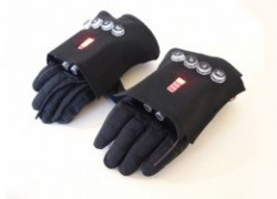 Networked gloves can translate sign language