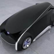 Toyota Fun-Vii concept is a giant touchscreen on wheels