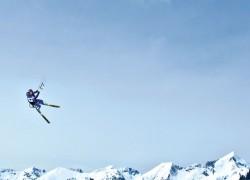 Austria – Kite-skiing