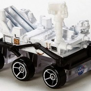 Mattel casts NASA Curiosity rover die with new Hot Wheels toy
