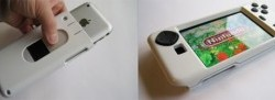 GPad adds gamepad buttons to the iPhone, finally