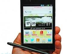 LG Optimus Vu goes global, trades Snapdragon processor for NVIDIA Tegra 3