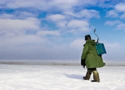 Lithuania – Ice-fishing