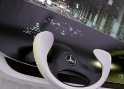 Mercedes-Benz gesture control concept is DICEy (video)