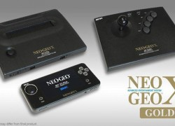 Neo Geo X is still super boss, now comes in Limited Edition with an extra game