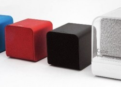 NuForce compresses a rechargeable speaker, USB DAC and headphone amp into a $119 Cube