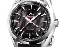 Pre-Basel: Omega Seamaster Aqua Terra GMT