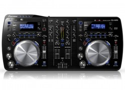 Pioneer's new WiFi-enabled XDJ-AERO controller says goodbye wires, hello dancefloor (video)
