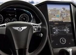 QNX unveils concept Bentley Continental GT alongside Car Platform 2.0