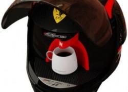 Ferrari espresso machine is one fast way to spend lots of money
