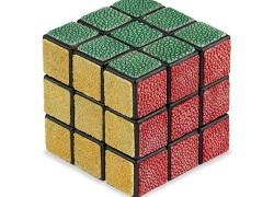 Fancy A $1,950 Shagreen Leather Rubik's Cube?
