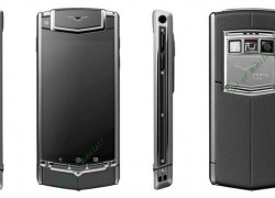 Android-powered Vertu Constellation Ti leaked all over, just needs a diamond-studded price tag