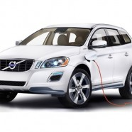 Volvo unveils XC60 plug-in hybrid concept, claims it's 'superior to all existing hybrids' (video)